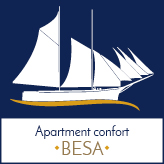 Appartement Confort BESA Jaune