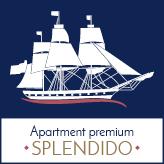 Appartement Premium SPLENDIDO Rouge vin